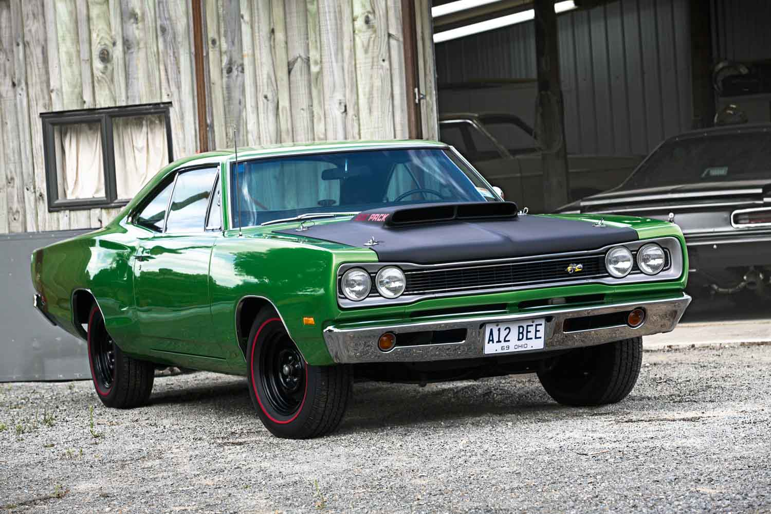 It stings like a bee: take a look at this 1969 Dodge Super Bee