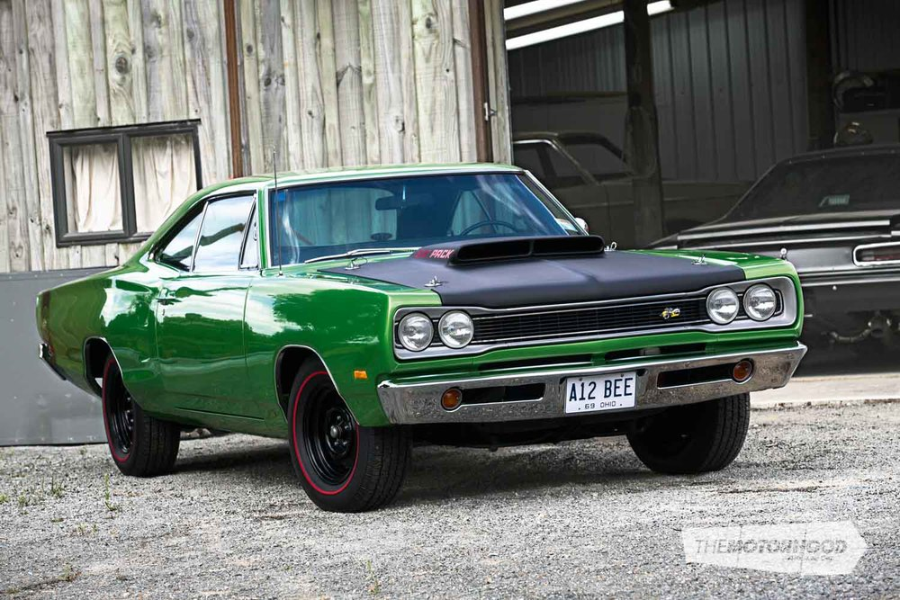 It stings like a bee: take a look at this 1969 Dodge Super Bee A12 ...