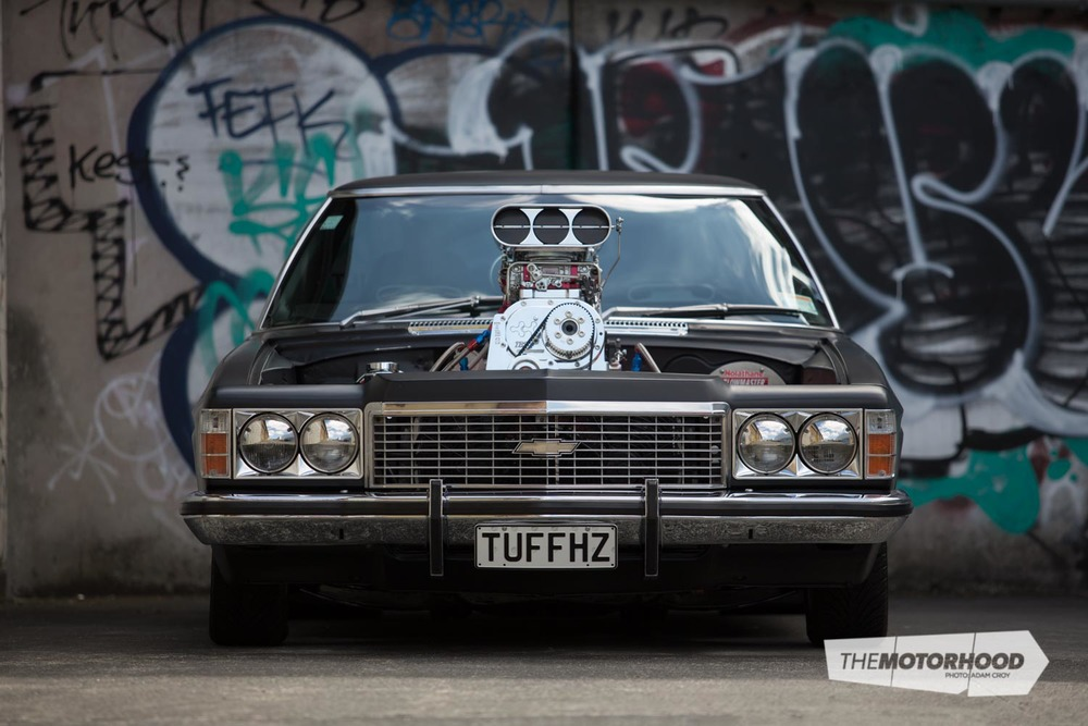 Bad to the bone: check out Francis Noble\'s 1973 Holden Kingswood ...