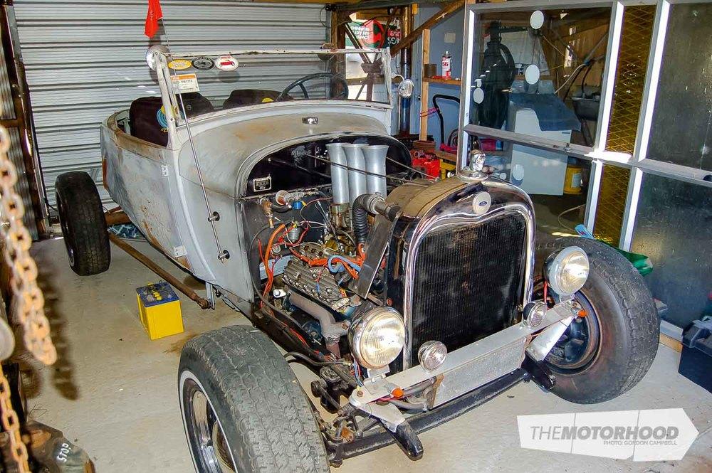 Fred & Kathy Boggiss, Ford  Model A Hot Rod (4).jpg