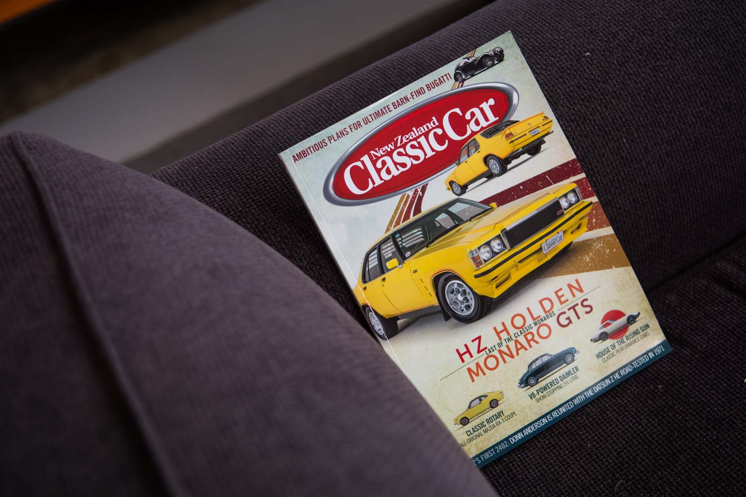 Be Sure To Grab An Edition Of New Zealand Classic Car Issue No 296