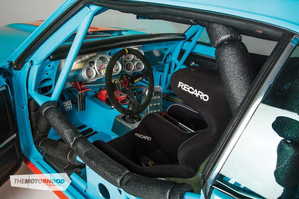 Gulf Warfare Dave Sturrock And His 1967 Chevrolet Camaro Rs Ss The Motorhood