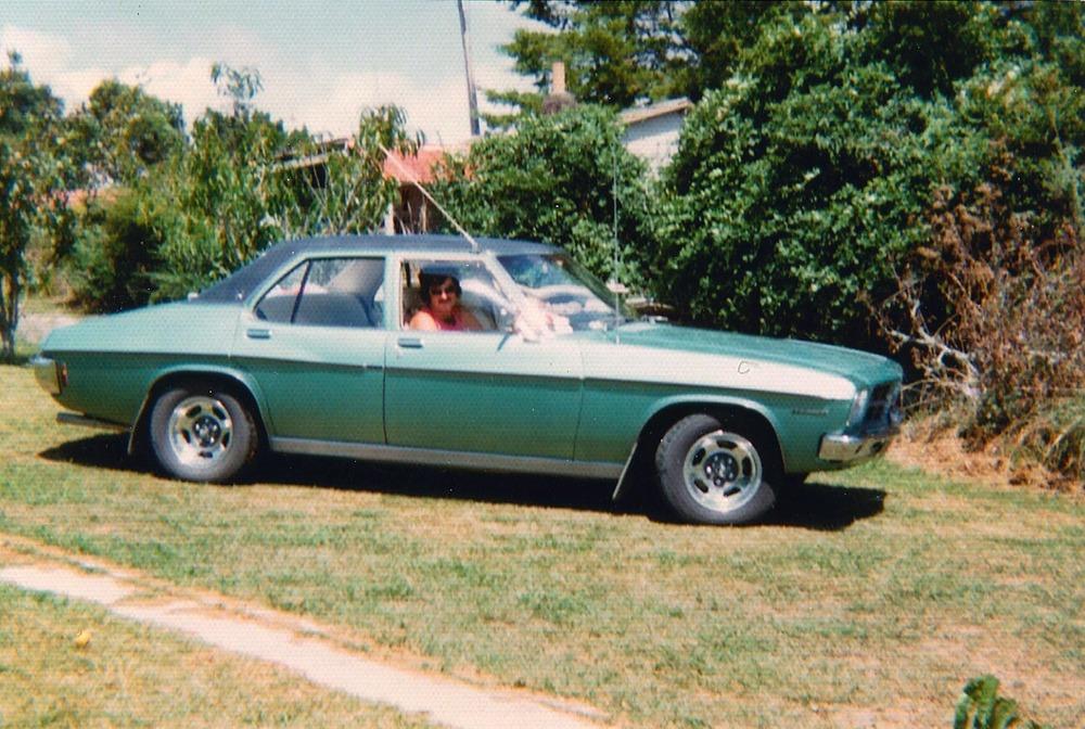 In the summertime: Ian Ginns\' Holden HK Premier Wagon — The Motorhood