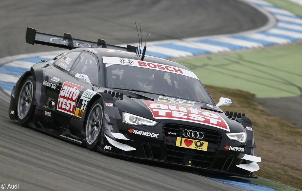 Photo: Audi Motorsport