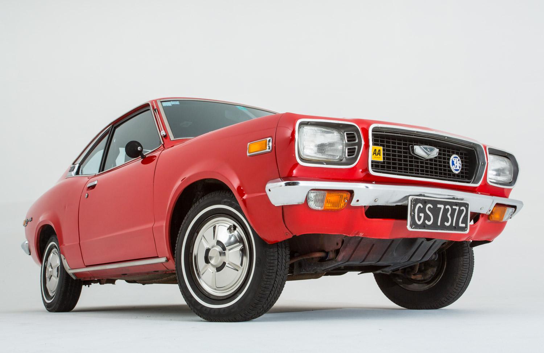 All-original \'70s survivor: 1974 Mazda 808 coupé — The Motorhood