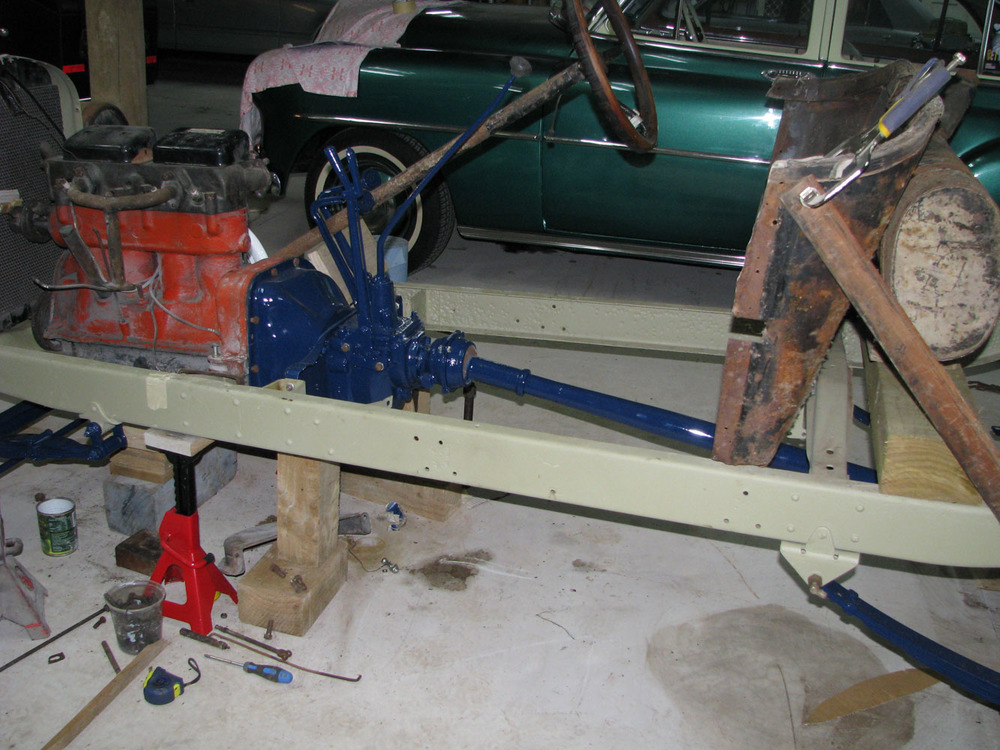 Nigel Fraser, Chevrolet Speedster under construction (7).jpg