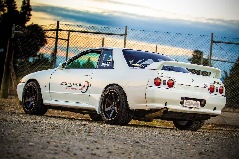 Time Slayer 1992 Nissan Skyline Gt R R32 The Motorhood Gtr Fuel Filter