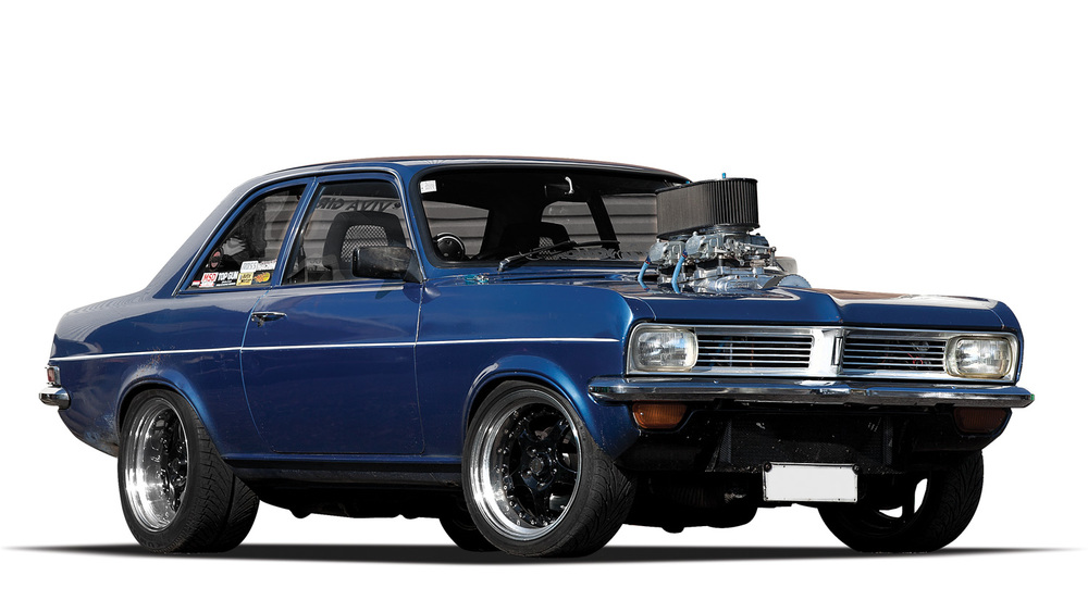 Putting A Spotlight On New Zealand S Craziest V8 Conversions The