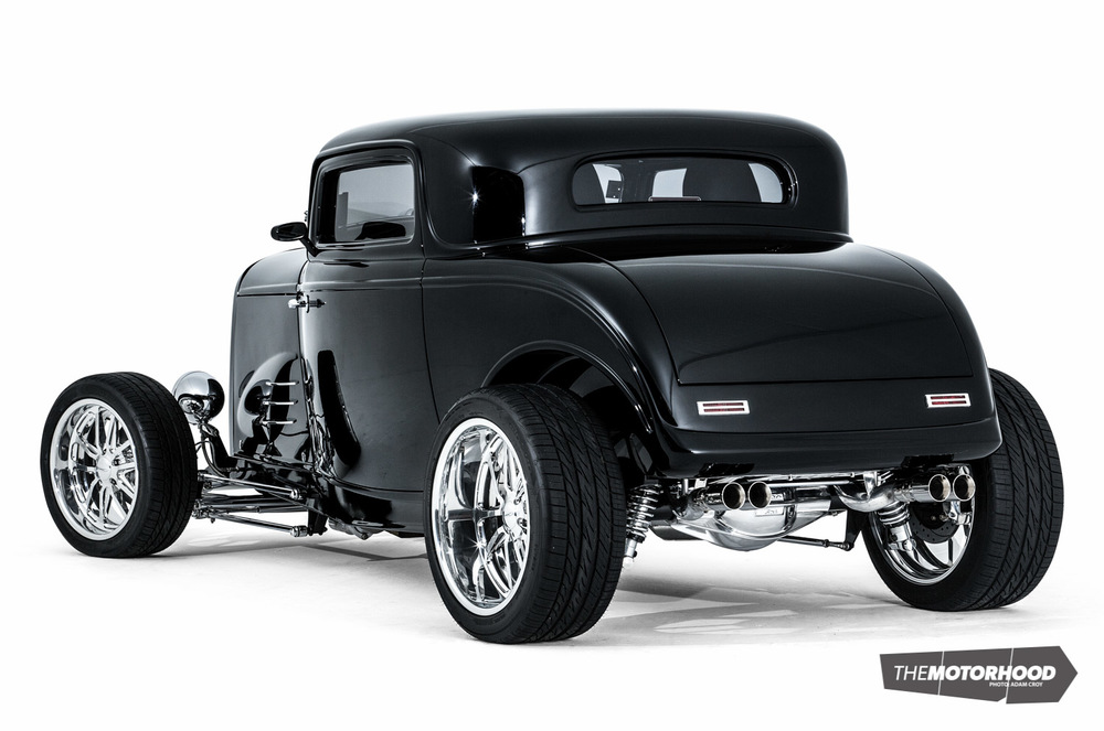 A Blown 1932 Ford Coupe And Its Hollywood Heritage The Motorhood