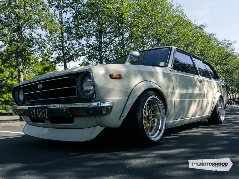 Daily Driven: old-school cool with a Corolla KE36 — The Motorhood