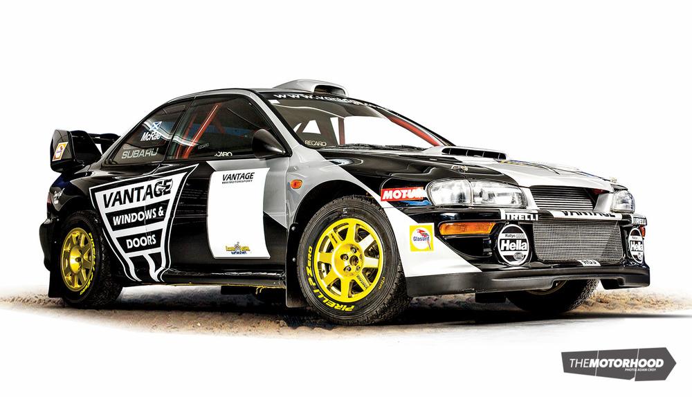 A legend reborn: the rebuild and triumph of Possum's Subaru — The