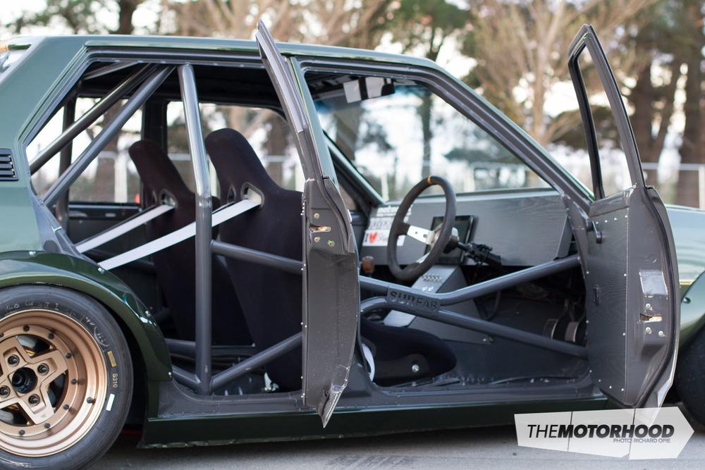 The Screaming Ke70 Corolla Of The South The Motorhood