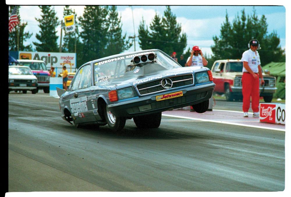 New Zealand\'s doorslammer drag racing history, part I — The Motorhood