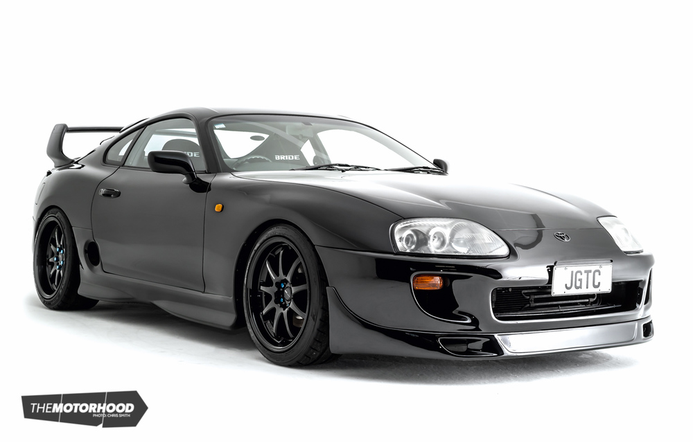 Weekend Warrior  a Supra that serves up a clinic in clean — The ... b1d538567910