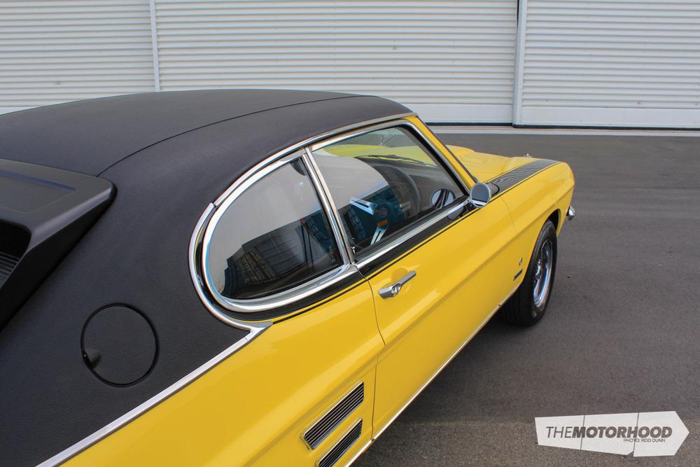 on Ford Capri Perana For Sale