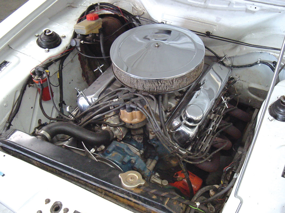 A Perana V8 Ford Capri That S A Long Way From Home The Motorhood