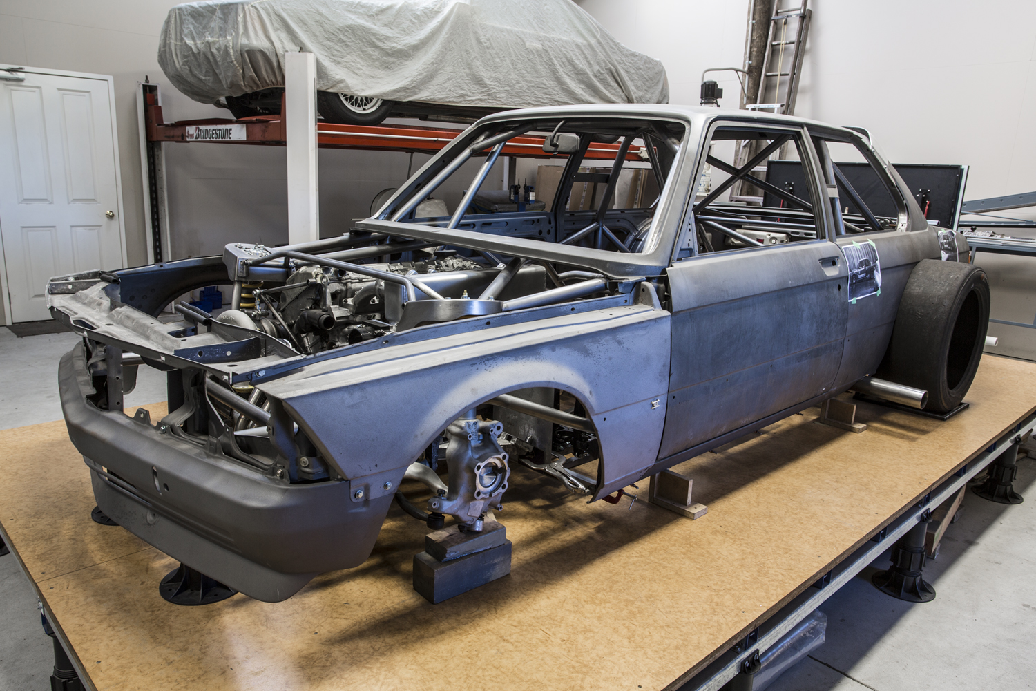 Build A Bmw >> What It S Like To Hand Build A Group 5 Bmw The Motorhood