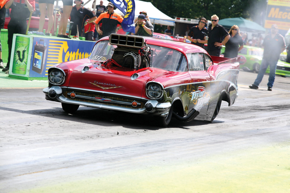 New Zealand\'s doorslammer drag racing history, part two — The Motorhood