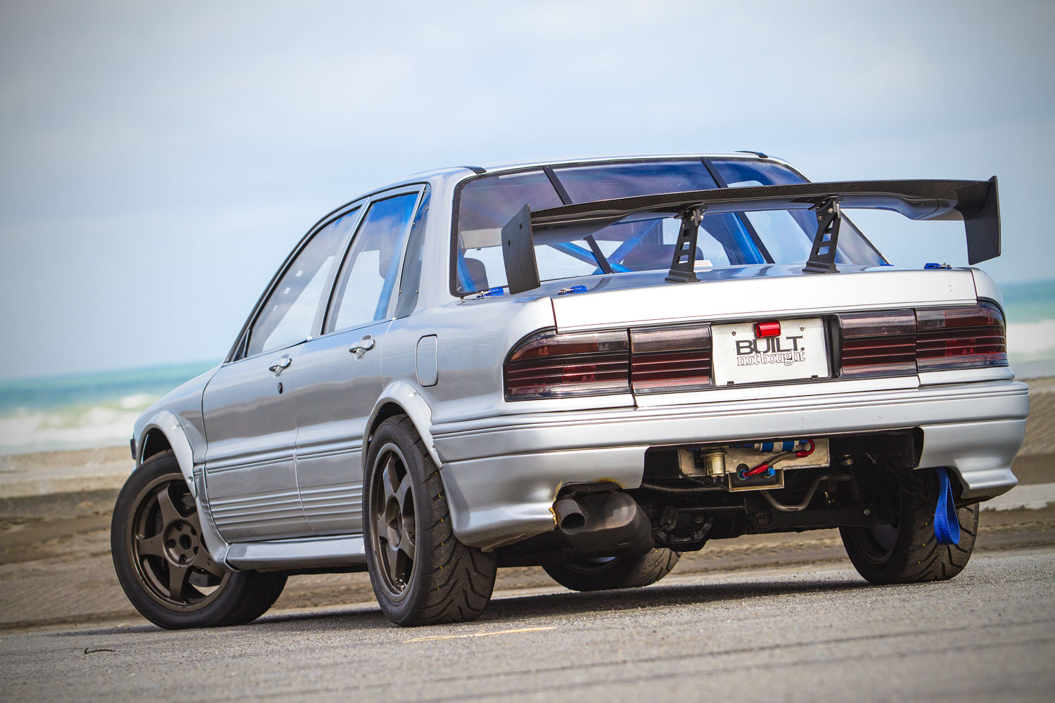 From Spare Parts To Mountain Climber A Galant Vr4 With Difference Race Car Fuel Filters