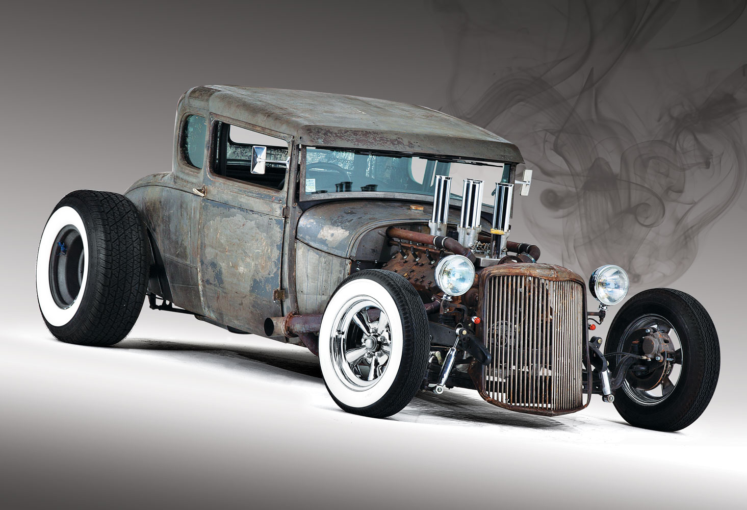 A perfectly imperfect 1928 Ford Rat Rod — The Motorhood