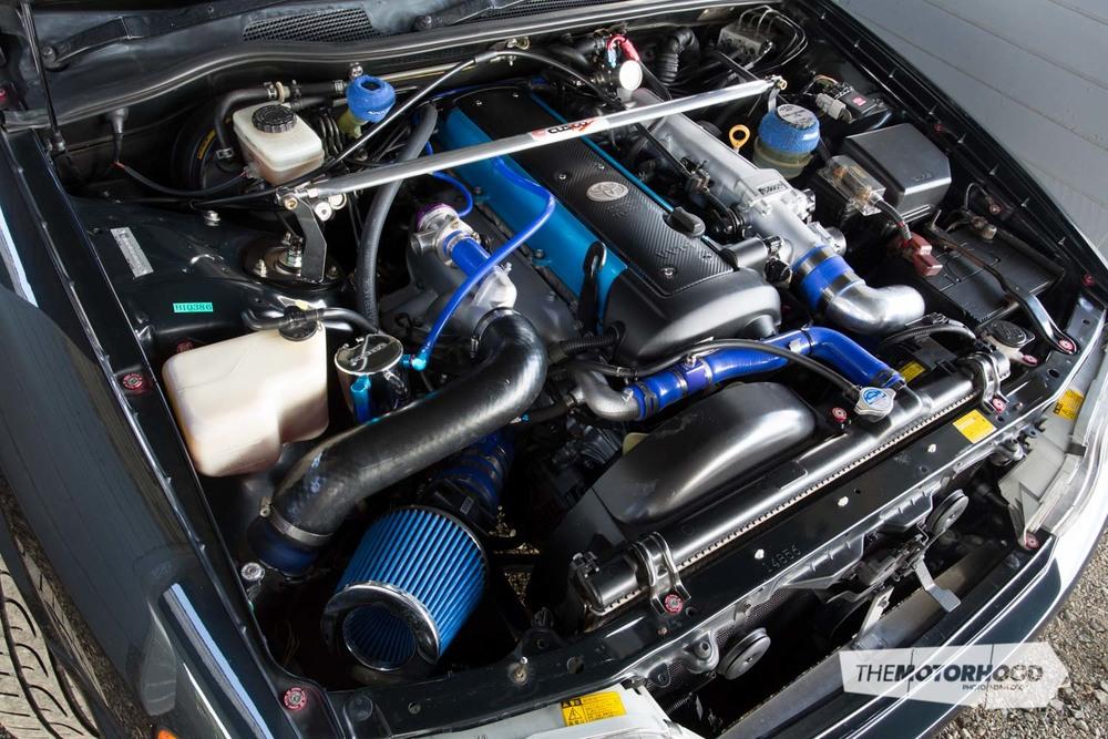 1998 Toyota Chaser Tourer V (JZX100)