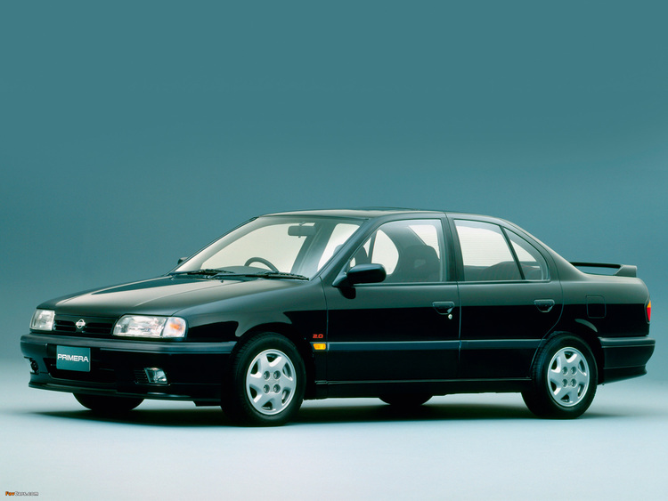 Scrapyard Gains: considering building a Nissan Primera TE P10? — The ...