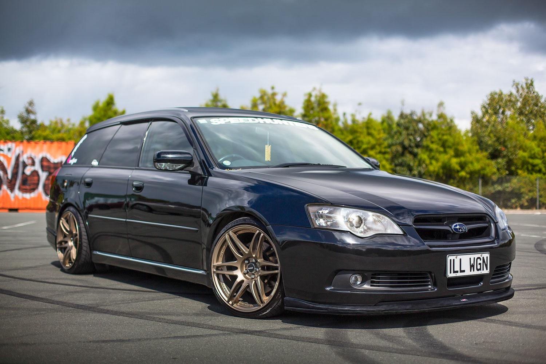 Subaru liberty performance upgrades