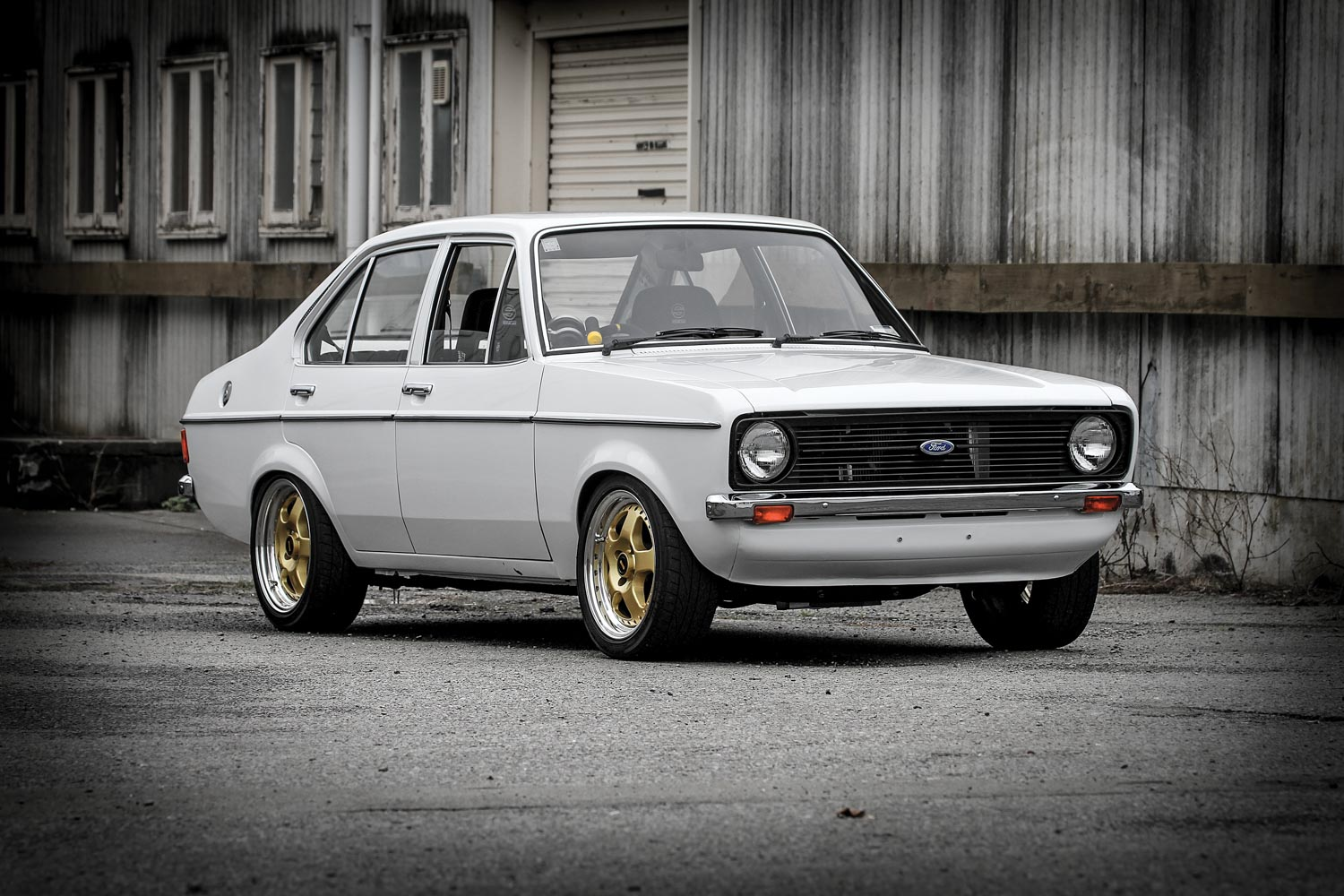 Schoolyard dreams: 1980 Ford Escort Mk2 — The Motorhood
