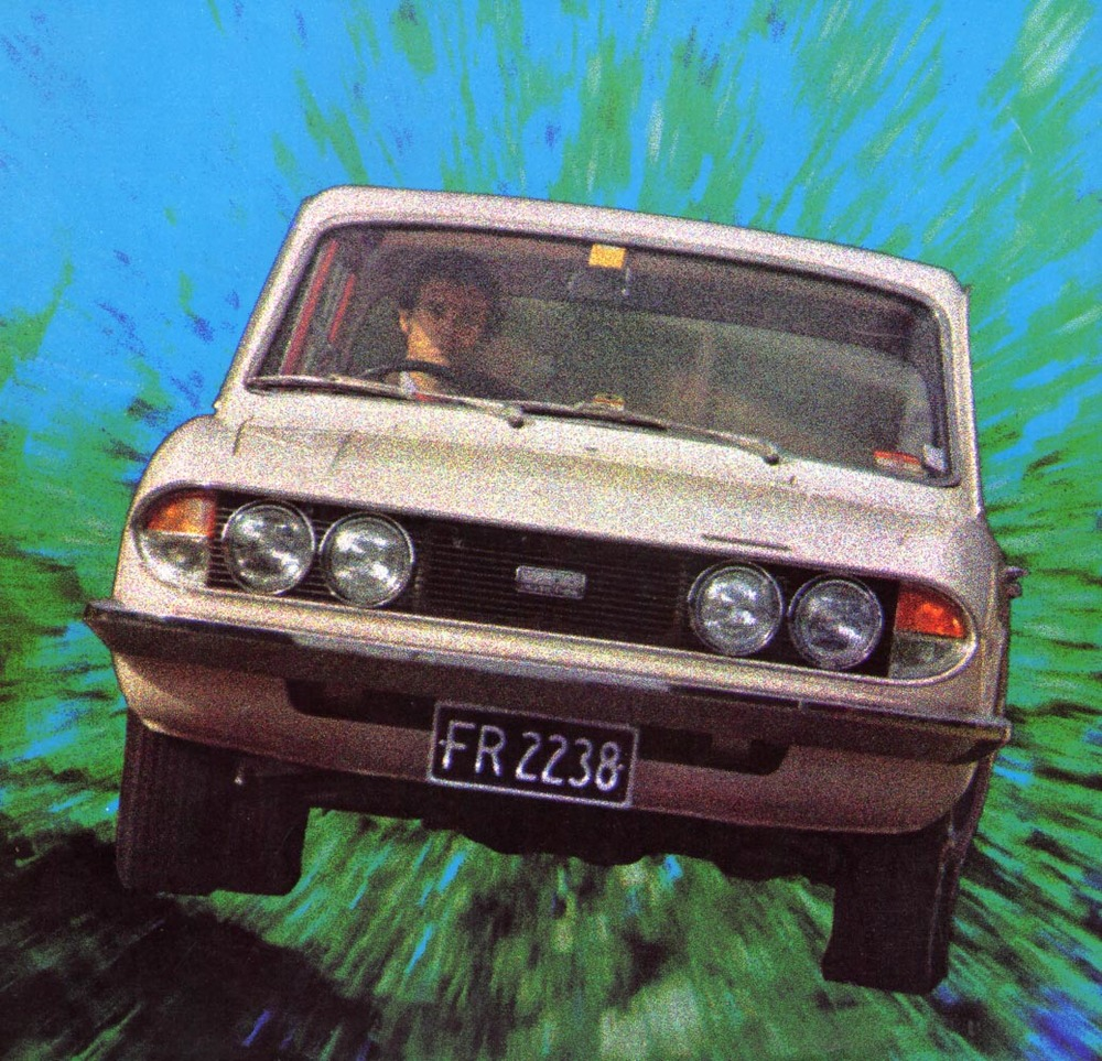Triumph 2000: the \'Motor Man\' analyses a curious New Zealand ...