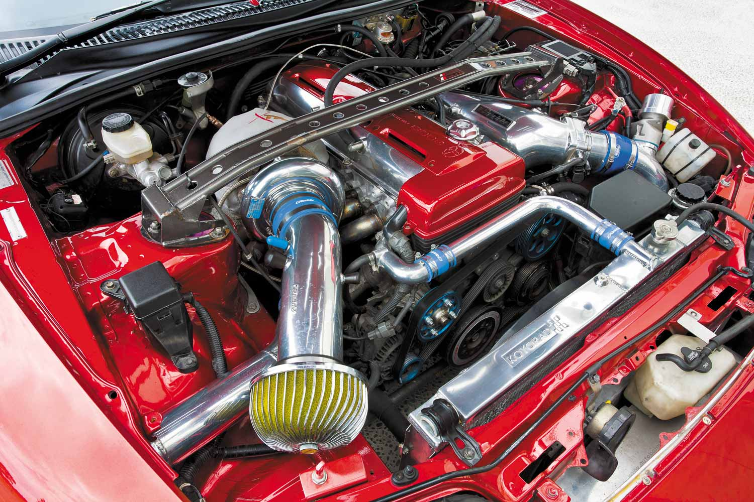 700kW Plus 2JZ GTE In Three Easy Steps