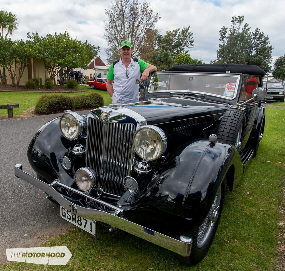 Best Car Tairua Day Tripper — 1939 MG