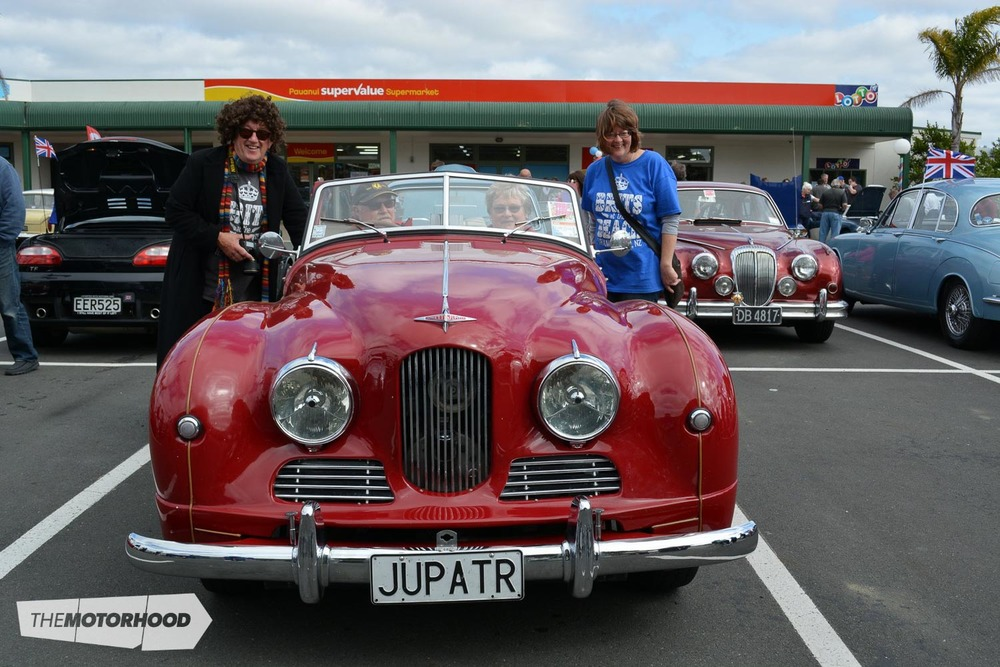 Best Car Pauanui Sunday Drive — 1951 Jowett Jupiter