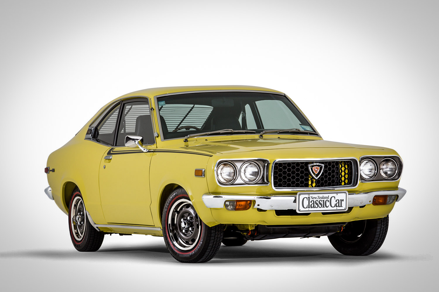rotary connection: an unmolested mazda rx-3 relic — the motorhood