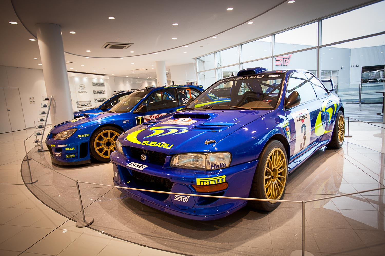 Tortured metal: a closer look at Colin McRae\'s WRC Impreza — The ...