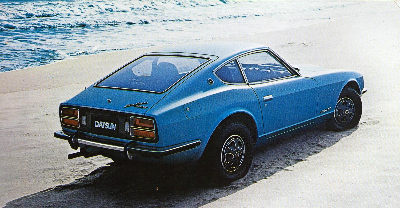 Datsun 240Z: back to the future — The Motorhood