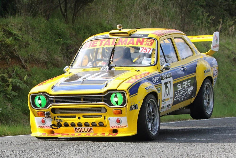 Also retaining their class lead in Instra.com Modern 2WD were Clark Proctor and Sue O'Neill (Ford Escort/Nissan V6)