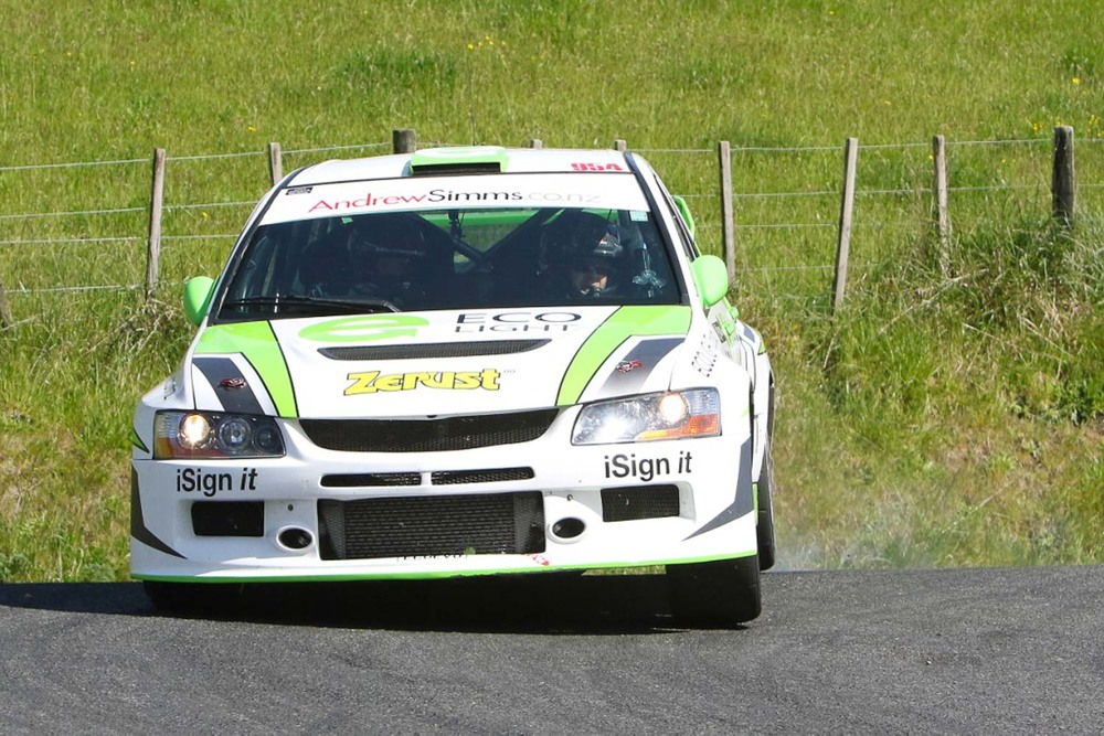Defending Targa New Zealand title-holders Glenn Inkster and Spencer Winn extended their lead in the 2015 Targa New Zealand event from Auckland to Palmerston North