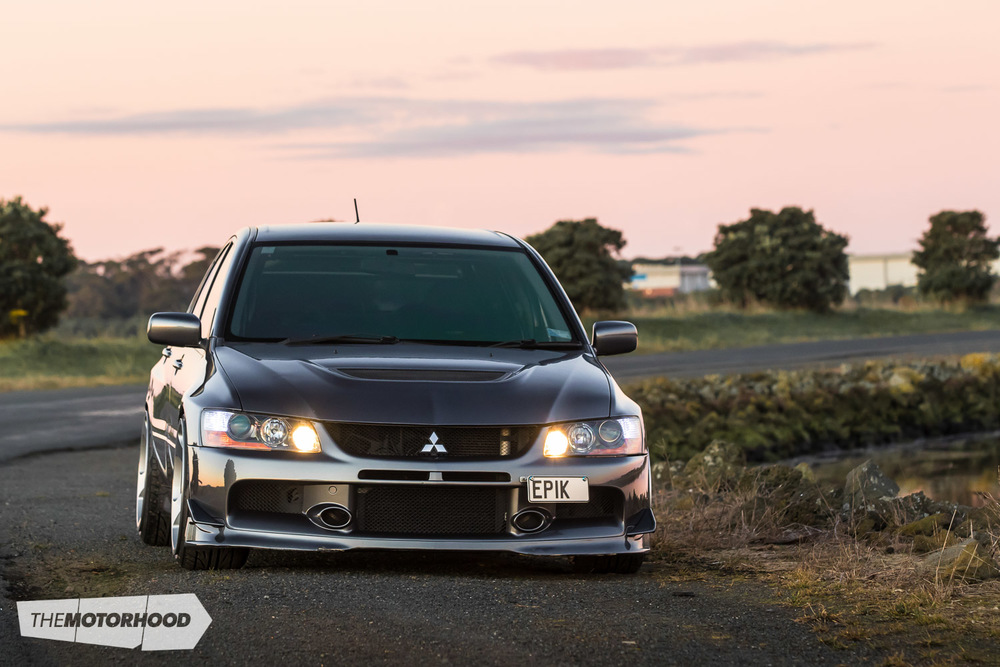 Daily Driven: Mitsubishi Evo IX FQ360 ultimate streeter ...