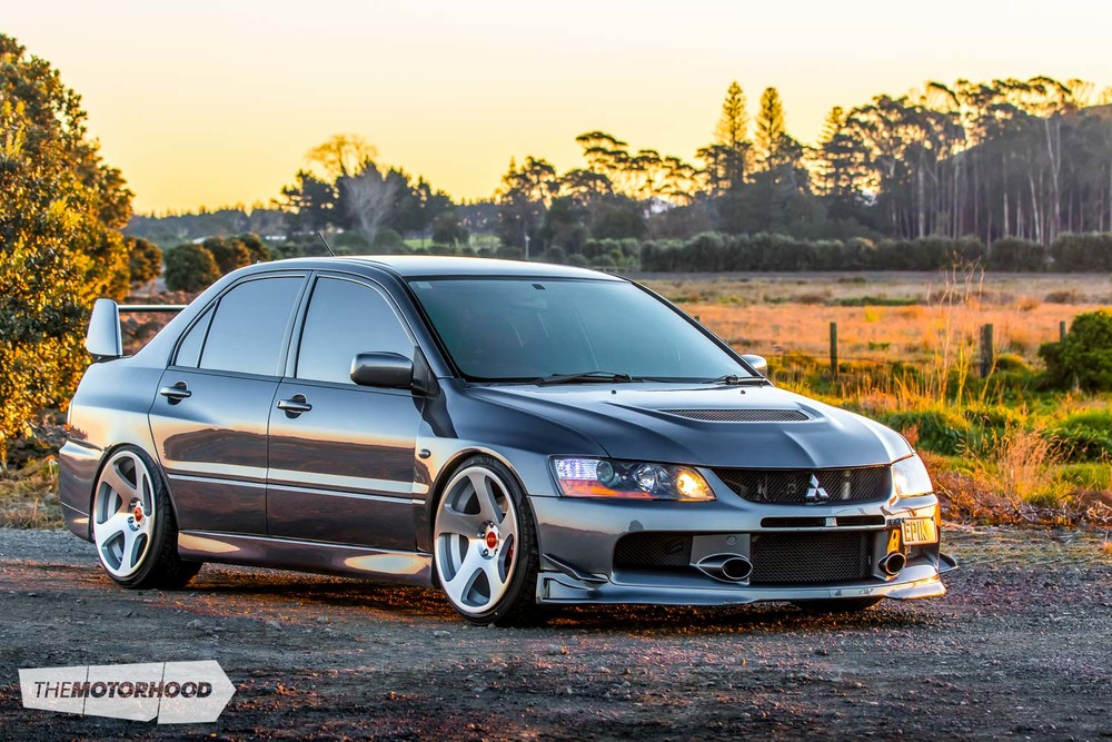 daily driven mitsubishi evo ix fq360 ultimate streeter the motorhood. Black Bedroom Furniture Sets. Home Design Ideas