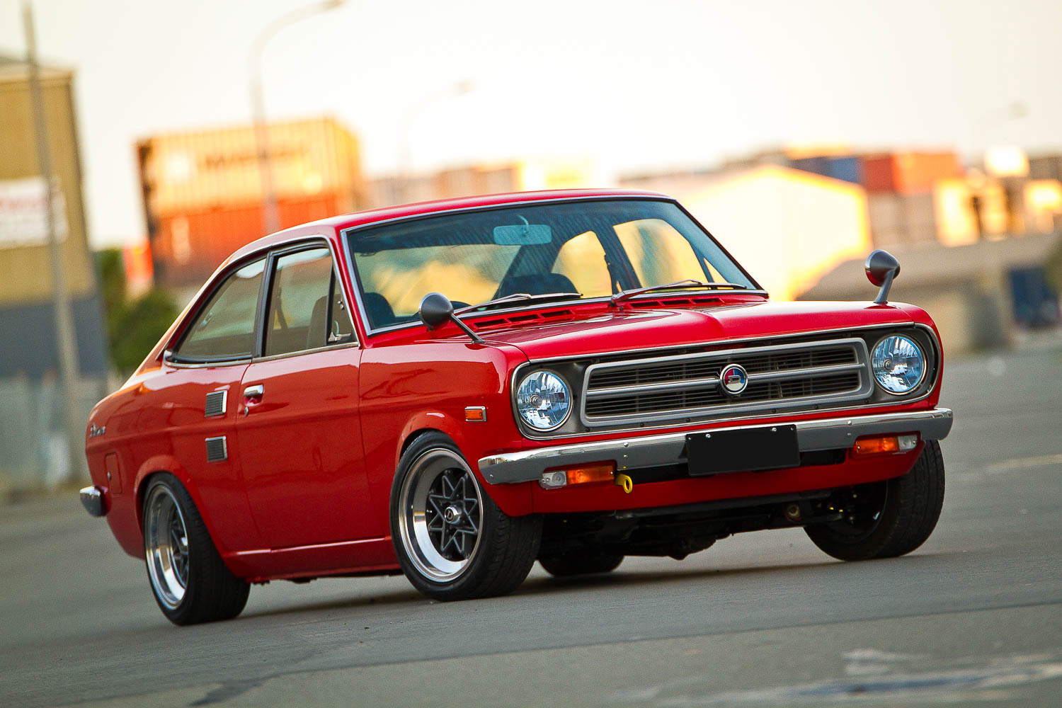 Make some noise: Datsun restoration to rival the best ...