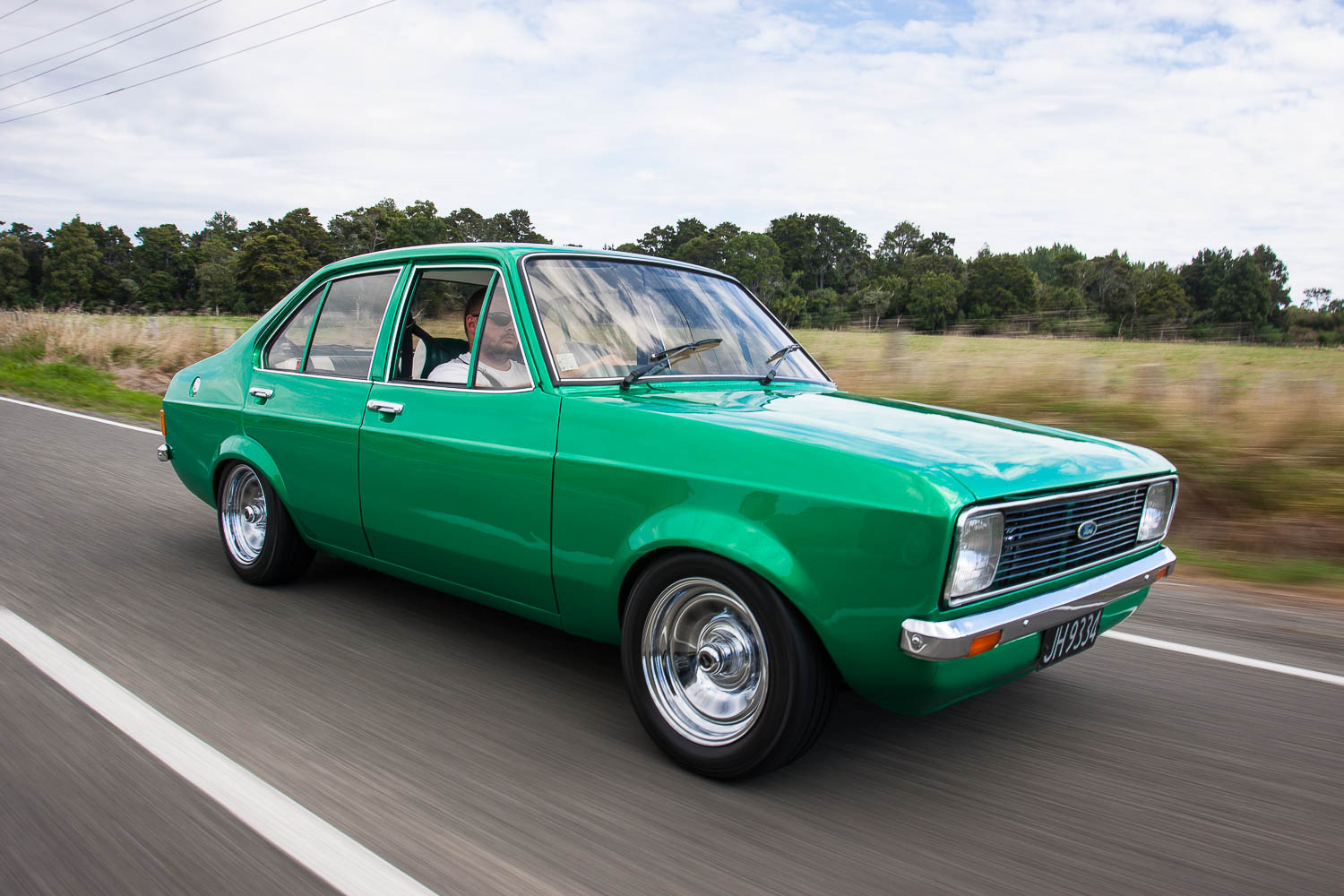 King of tough street: a show-condition Escort like no other — The ...