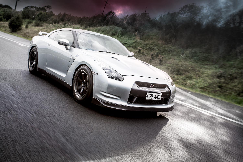 Godzillau0027s Wrath: Incognito 2008 Nissan GT R