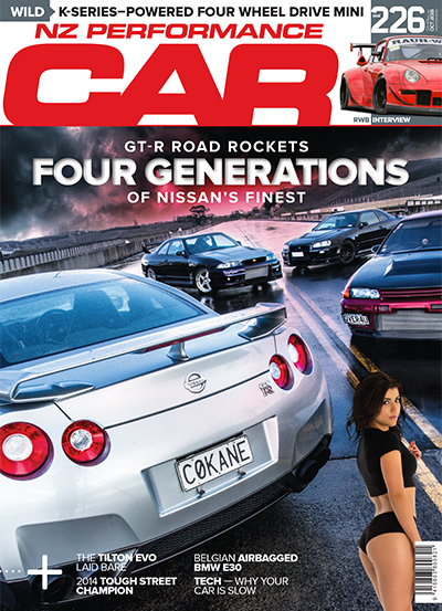 This Article Was Originally Published In NZ Performance Car Issue No. 226.  You Can Pick Up A Print Copy Or A Digital Copy Of The Magazine Below: