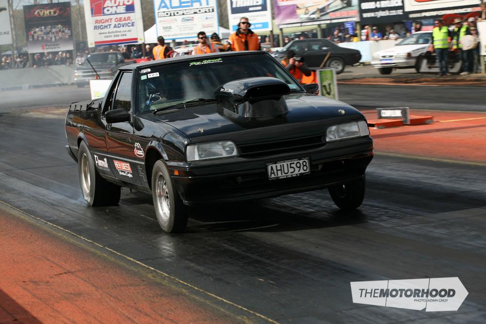 New Zealand\'s Quickest Streeters — The Motorhood