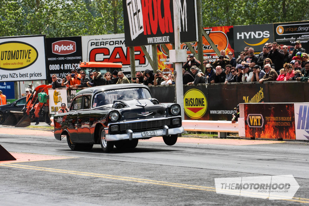 New Zealand\'s Quickest Streeters — The Motorhood