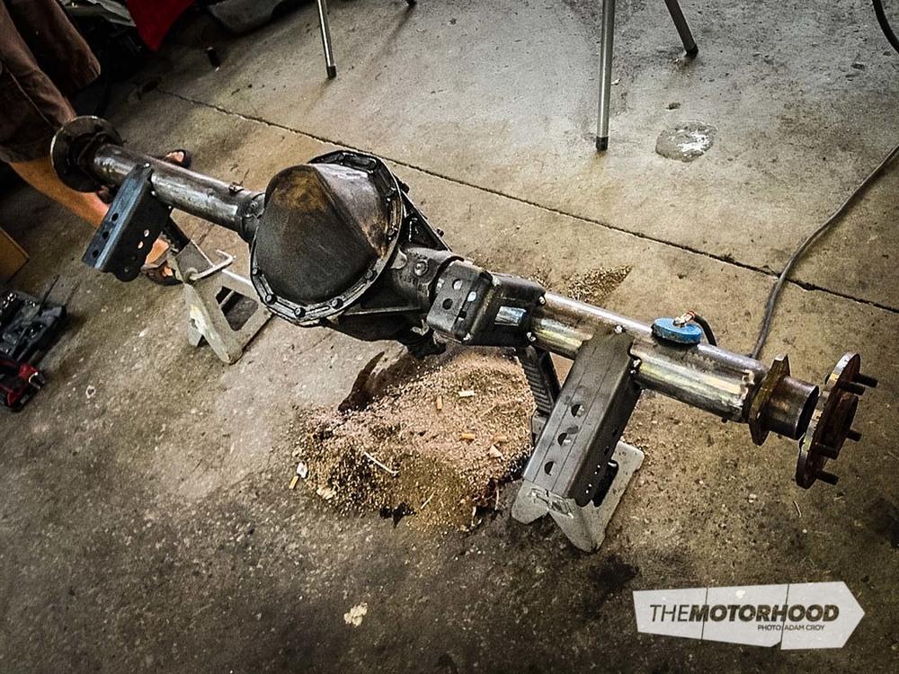 12 bolt rear end rebuild cost