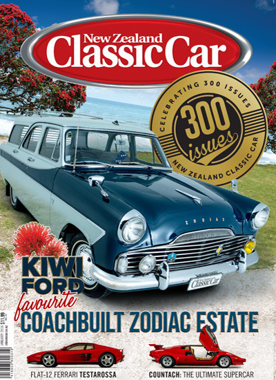 Celebrating Issues The Special Edition Of New Zealand Classic