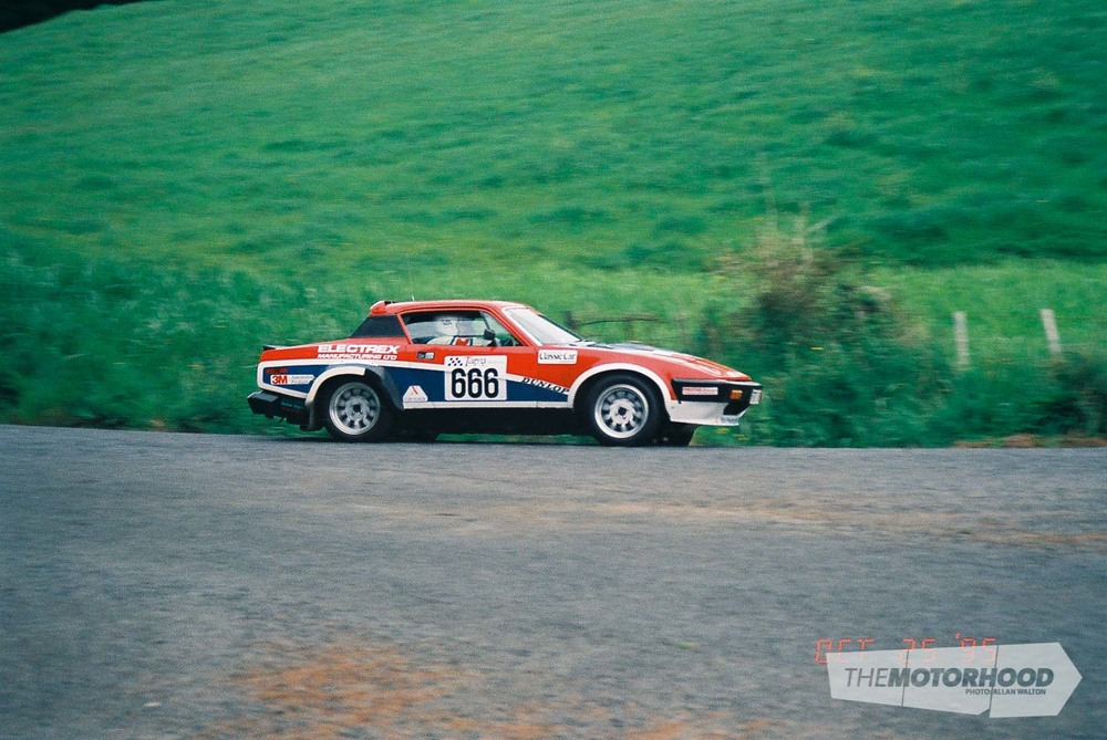 Flashback to the very first Targa New Zealand — The Motorhood