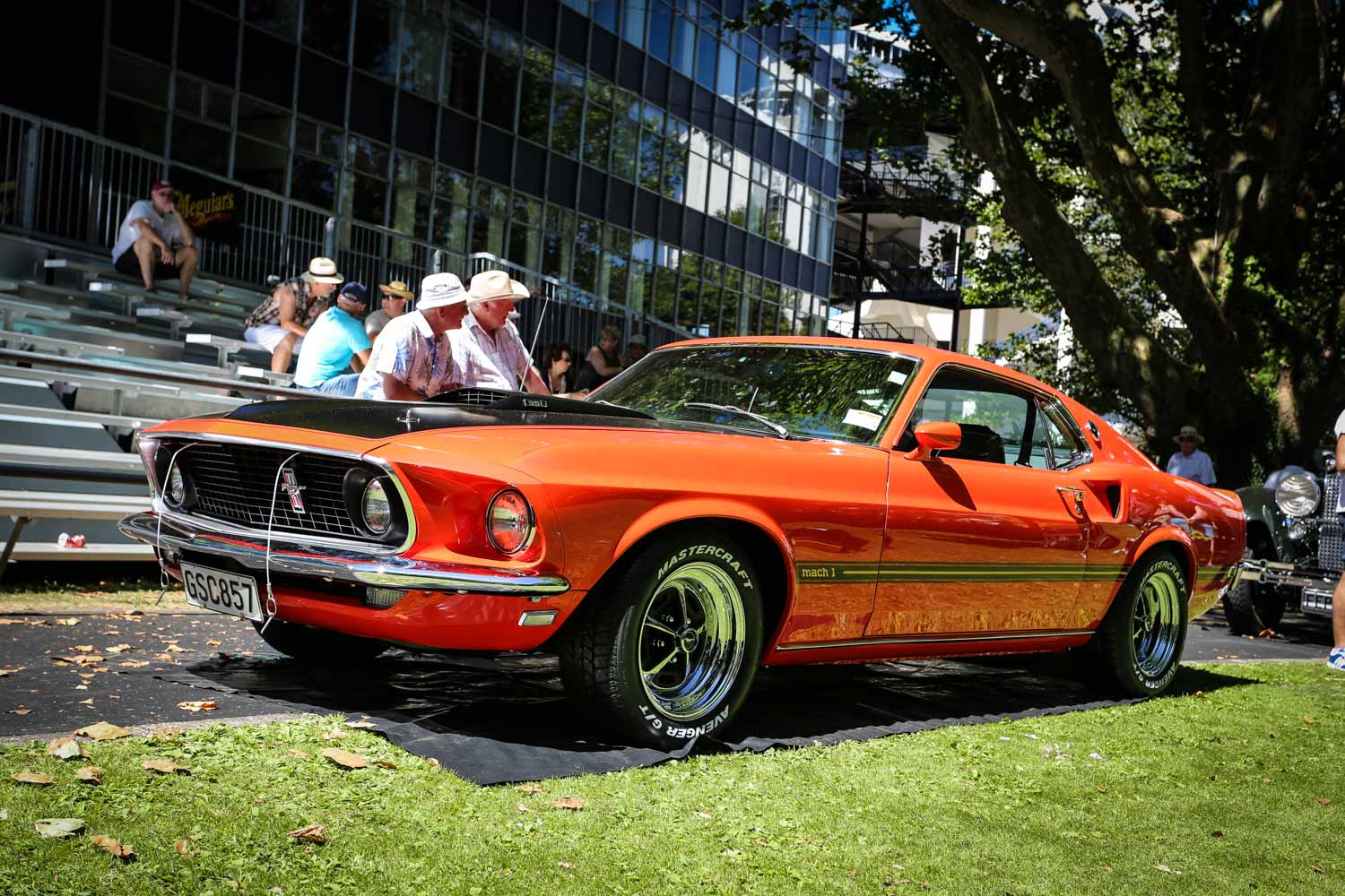 The Greatest Love Of All New Zealand Classic Car Show The