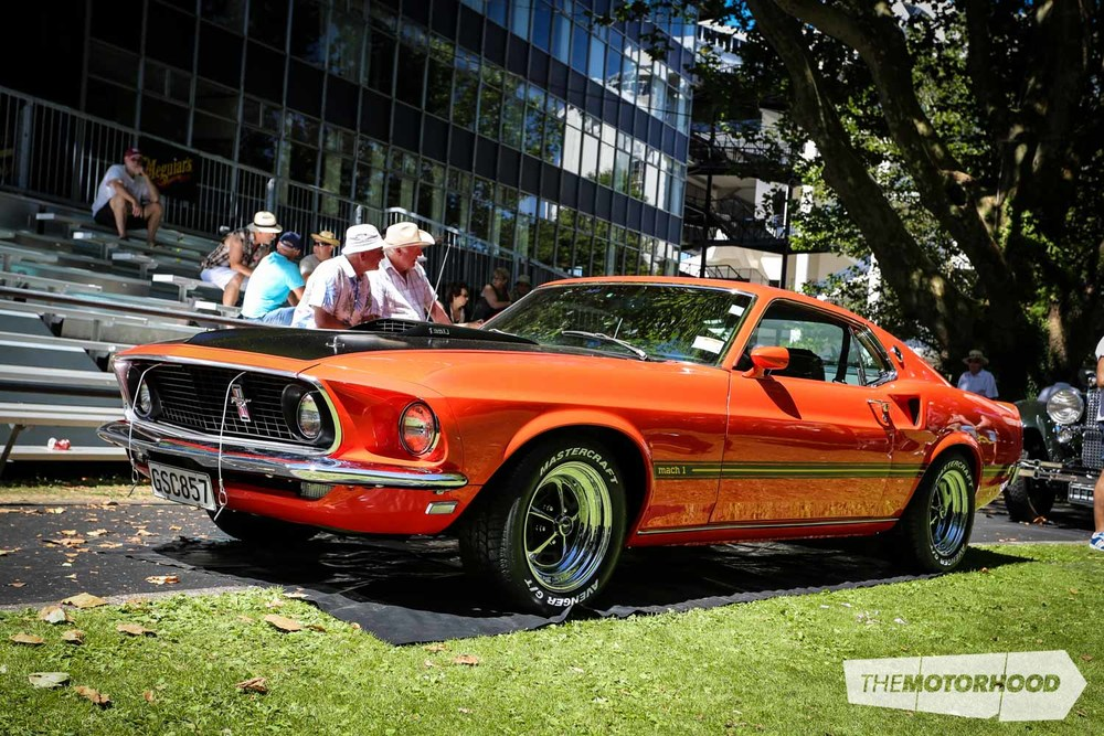 The Greatest Love Of All New Zealand Classic Car Show The - Car shows today near me